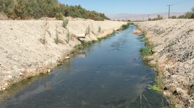 Salton Sea Canal